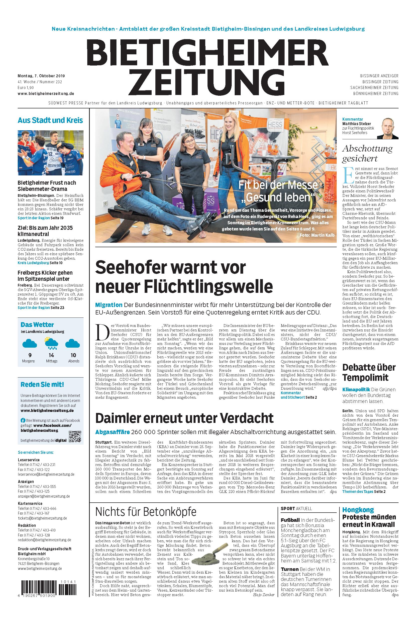 Gesundheitsmesse_Bietigheim_2019_Pflegehelden_Heilbronn